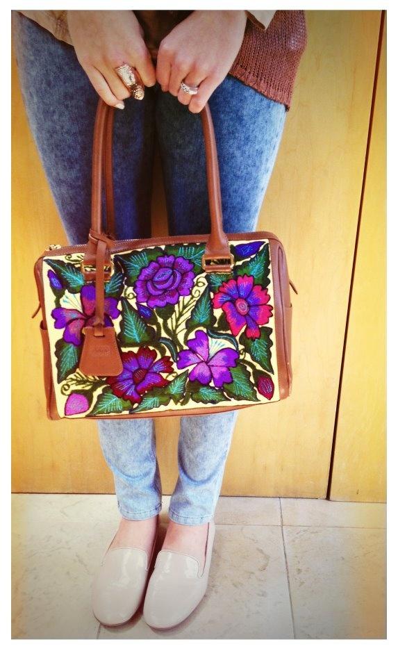 Arte textil #mexicano con muy buen diseño! #mexican #style