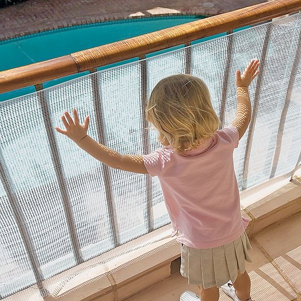 Safe Deck Railings Stairs: 17 Best Images About Baby Proofing On Pinterest