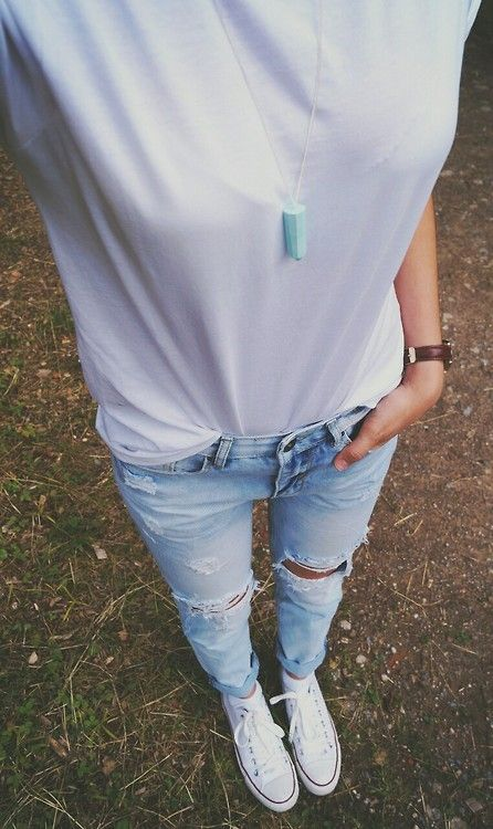 4267 best images about tumblr for White t shirt outfit