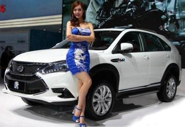2014 BYD Qin Plug In Hybrid Review and Design