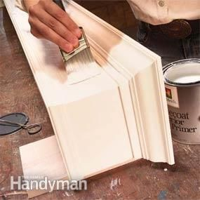 How to Build Window Cornices..... From Family Handyman