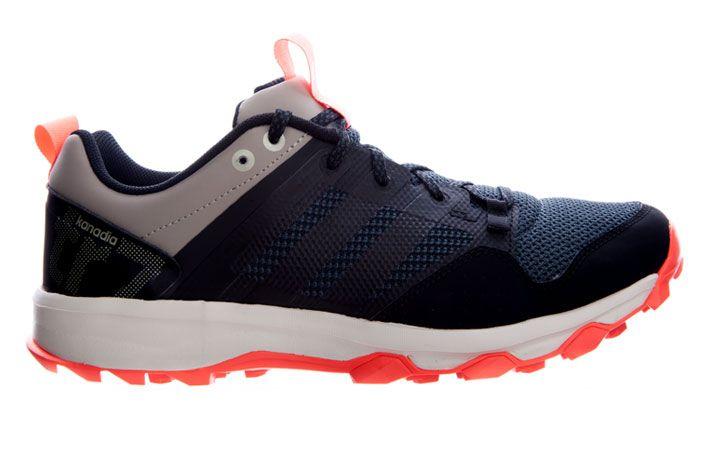 #Adidas Kanadia 7 TR M - przeznaczone do biegania na miękkim terenie. Zastosowany  w nich bieżnik pozwoli zachować przyczepność na leśnych czy błotnistych szlakach. Zmniejszają ryzyko dostania kontuzji podczas biegania. #terenowe #jesienzima2015 #adiwear #traxion