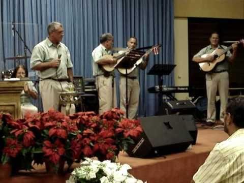 (3 d 5 ) Musica Cristiana Navideña Tipica de Puerto Rico