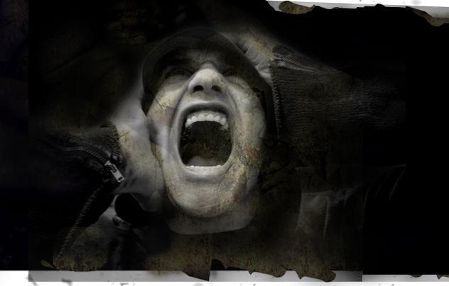 Что людей, больше тревожит, боль или страх?