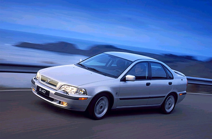 Volvo S40 _first car I ever drove
