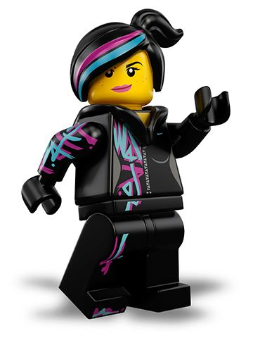 LEGO.com The LEGO® Movie Explore - Characters - Wyldstyle