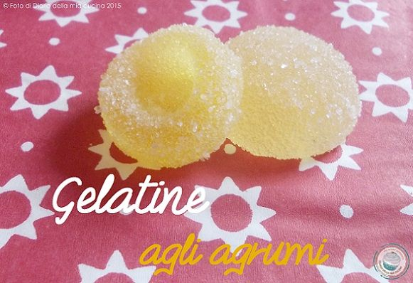 #recipe #orange #lemon #gelèe #gelatine #regalifood #myblog #diariodellamiacucina #robadablogger #agrumi #coccolagolosa
