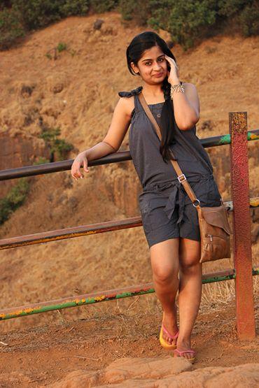 Summer style.  #fashion #india #mumbai #romper #polkadots #fashionblogger