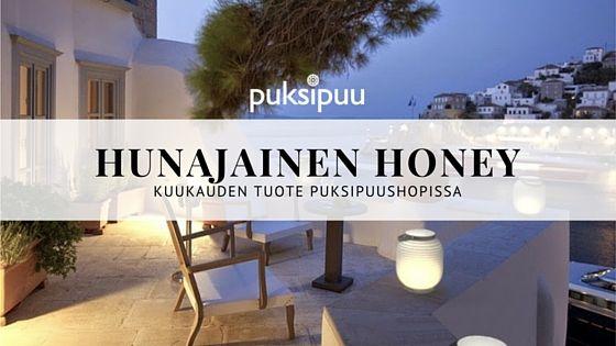 Honey-puutarhalyhty on Serralungan uusimpia uutuuksia ja nyt saatavilla myös PuksipuuShopissa. http://www.puksipuu.com/naitko-hunajakuun-viime-viikolla/