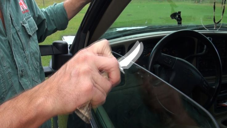 take a minute and watch this video. You'll see how the top of your car or truck window can sharpen your knife like nothing else can!!! If you like my knife, ...
