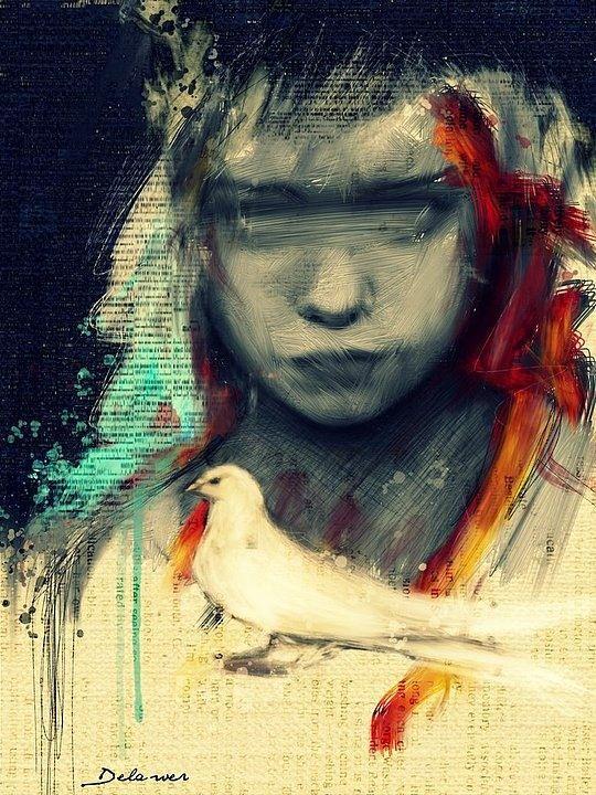 Stunning Artworks by Delawer Omar