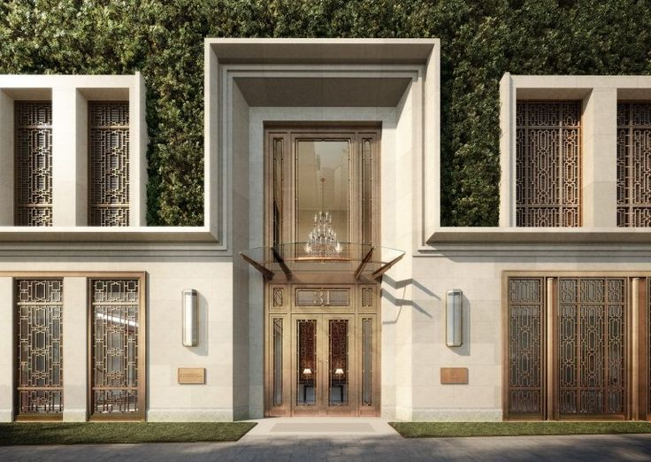 Internationally-renowned architect Robert Stern has designed The Morgan, a residential development slated to open in Hong Kong in 2016