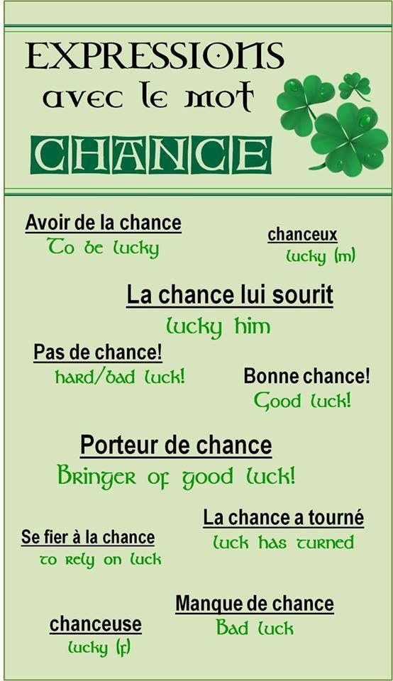 """La chance lui sourit"" means ""Luck smiled at him"", if I'm not mistaken. It may mean ""Lucky him"" basically, but ""sourit"" is clearly in the phrase and shouldn't be ignored."