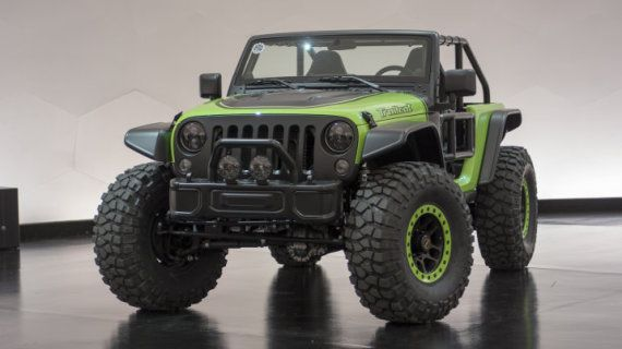 Jeep News and Information - Autoblog