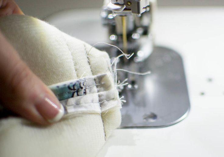 Car Diddy Bag - Free Sewing Tutorial