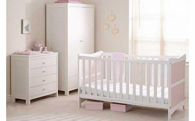 25 ide terbaik tentang kamar bayi perempuan di pinterest