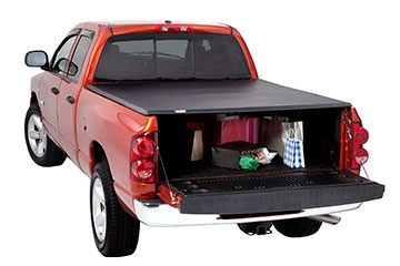 TonnoPro Tri Fold Tonneau Cover - 840  Reviews on Patriot TonnoPro Truck Bed Covers - Discount Prices   Video Install Guide