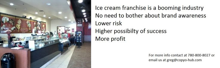 Serving ice cream provides relevant information to those people who want to open Ice cream franchise. In today's era ice cream industry rashly increasing. So grab this opportunity and make more money.