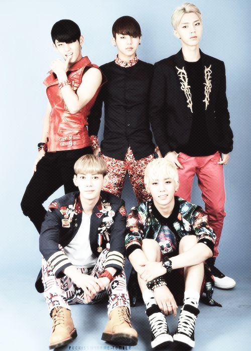 MyName-Seyong, InSoo, JUN.Q, Gunwoo, Chaejin