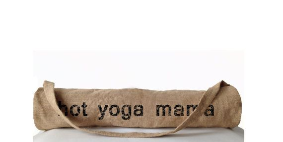 Custom Yoga Mat Bag Lightweight Yoga Totes Yoga by AmoreBeaute
