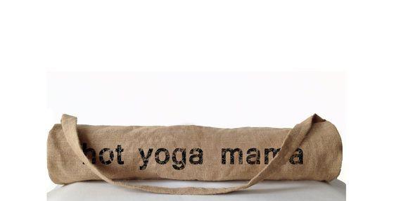 Custom Yoga Mat Bag Lightweight Yoga Totes Yoga by AmoreBeaute
