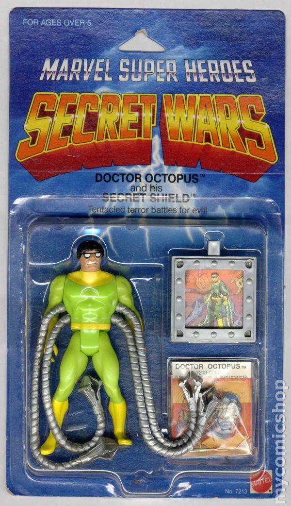 Marvel Super Heroes Secret Wars Action Figure (1984) ITEM#7213