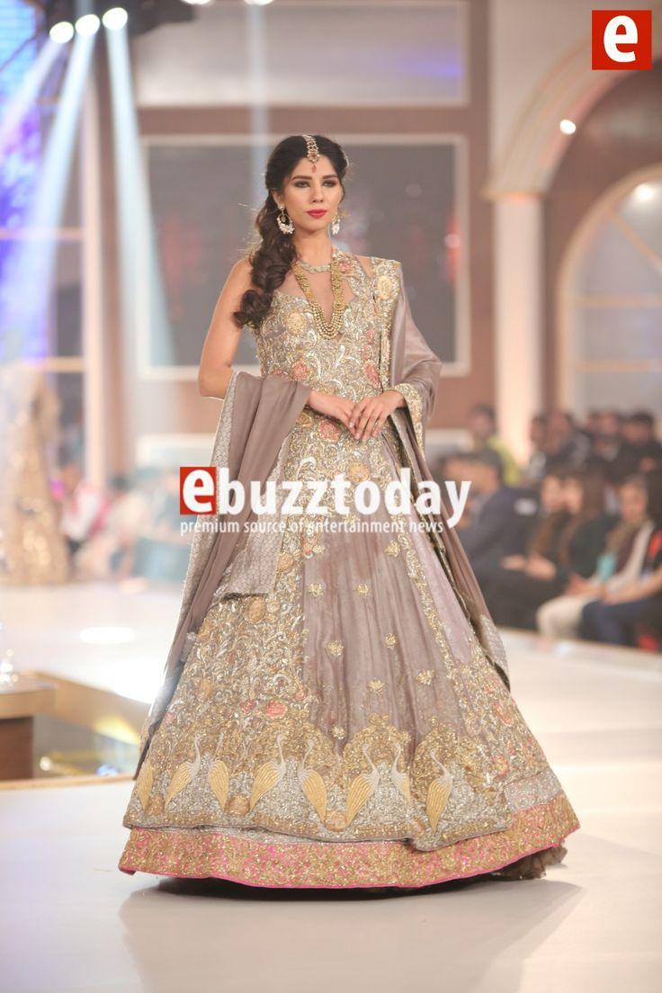 Honey-Waqar-Telenor-bridal-courute-week-2015-ebuzztoday (51)