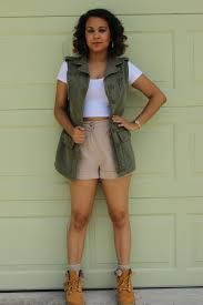 Image result for cute safari outfit                                                                                                                                                                                 More