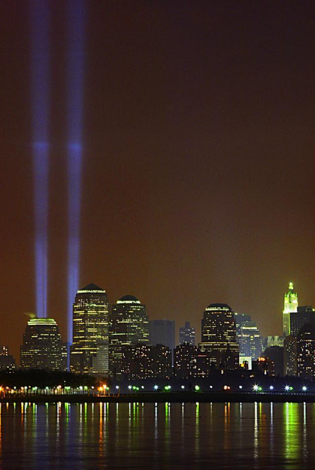 World Trade Center Photos: The World Trade Center Tribute in Light