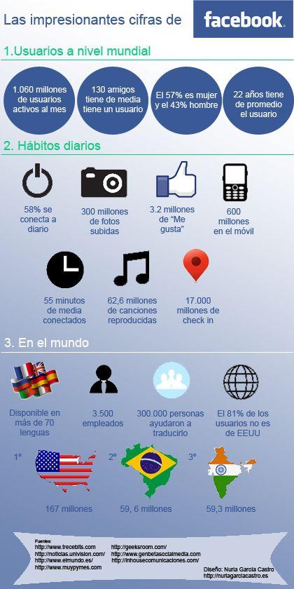 datos facebook 2013