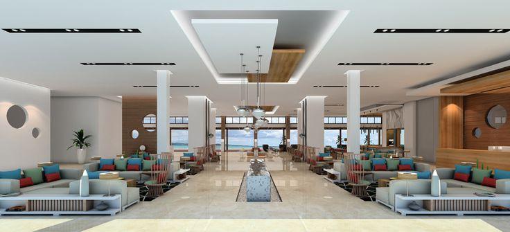 Lobby #oceanvistaazul #oceanbyh10hotels #oceanhotels #h10hotels #h10 #hotel #hotels