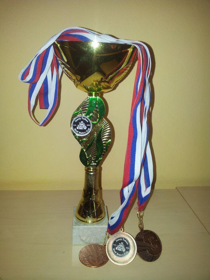 2014-09-06 Barca Wolf Riders Cup  Starý Tekov