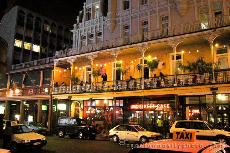 Longstreet in Cape Town