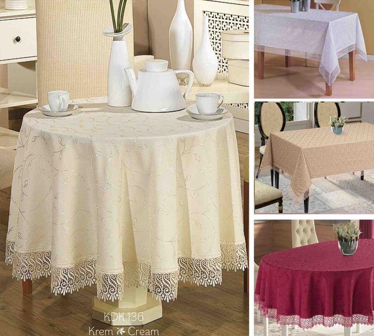 New extra large tablecloths at temasistemi.net
