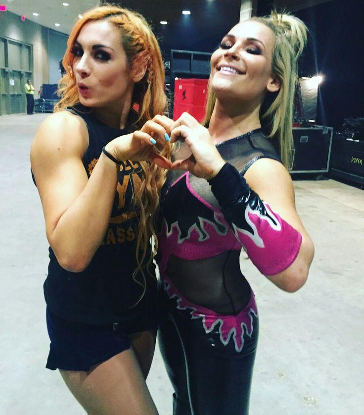 Natalya & Becky Lynch
