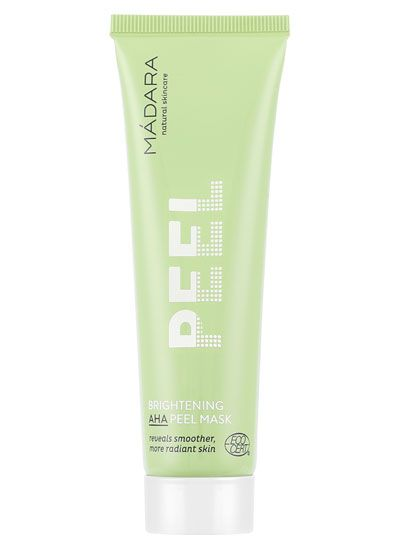 Madara Brightening AHA Peel Mask - Madara