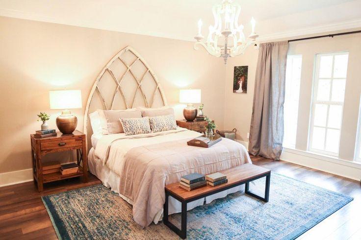 The Chip 2.0 House | Season 3 | Fixer Upper | Magnolia Market | Bedroom | Chip & Joanna Gaines | Waco, TX