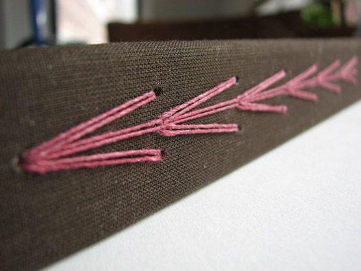 Triple Chain Stitch