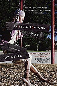Thirteen Reasons Why (By Jay Asher)Summary:Jays new novel, The Future of Us, releases November 21, 2011! Clay Jenkins returns home from school to find a mysterious box with his name on it lying on his porch. Inside he discovers 13...