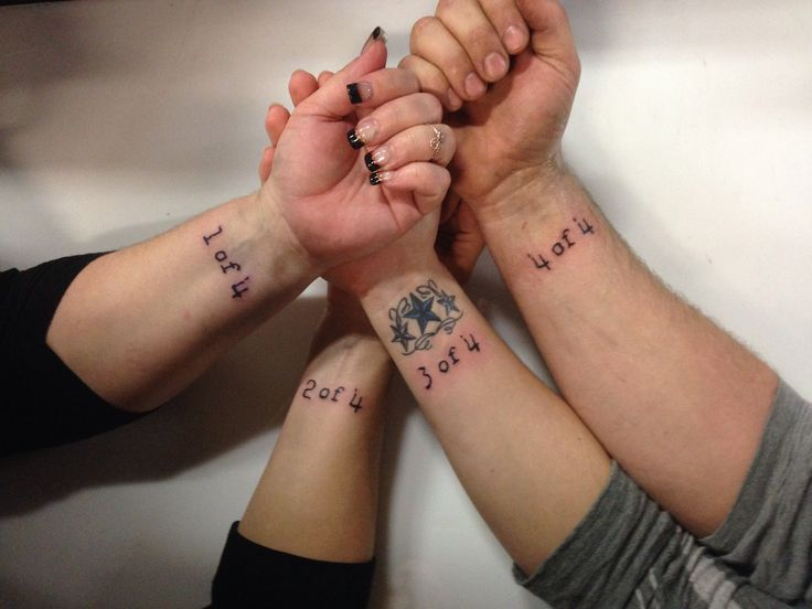 45 best sibling tattoos images on pinterest tattoo ideas for Tattoos for sisters of 3