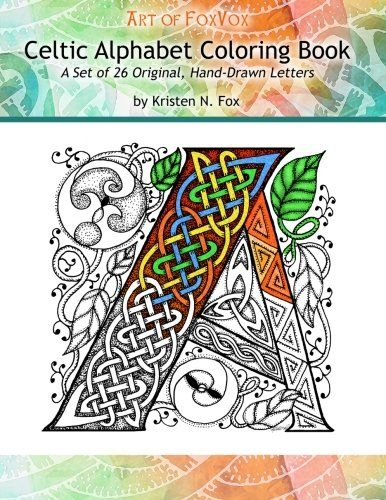 Celtic Coloring Books For Adults