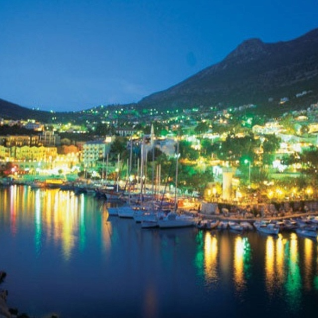 Kalkan, Turkey (some point in the future)