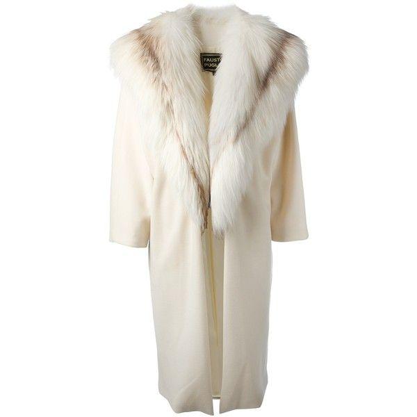 En iyi 17 fikir, Cream Fur Coat Pinterest'te | Kürk mantolar ...