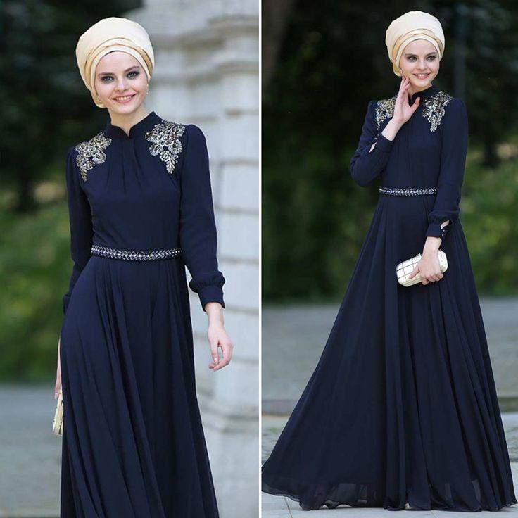 EVENING DRESS - EVENING DRESS - 2156L #hijab #naylavip #hijabi #hijabfashion #hijabstyle #hijabpress #muslimabaya #islamiccoat #scarf #fashion #turkishdress #clothing #eveningdresses #dailydresses #tunic #vest #skirt #hijabtrends