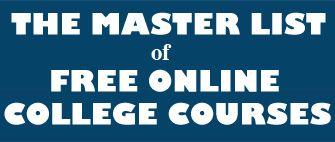 For anyone interested in continued learning, here's an extensive list of free online college courses