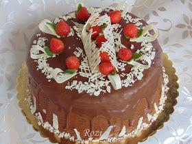 Kakaós piskóta receptje itt: Kakaós piskóta Csokikrém hozzávalói egy 26 cm átmérőjű tortához: 8 tojás 40 dkg cukor 200 g ...