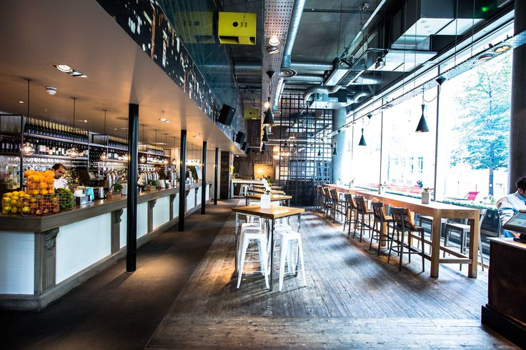 The Refinery Bar @ Bankside Mix. Situated behind Tate Modern on Southwark Street, Bankside Mix is minutes from Southwark and London Bridge tube stations.