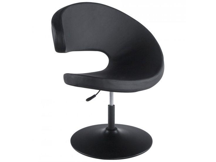 Fotel Marrazo czarny — Fotele Kokoon Design — sfmeble.pl