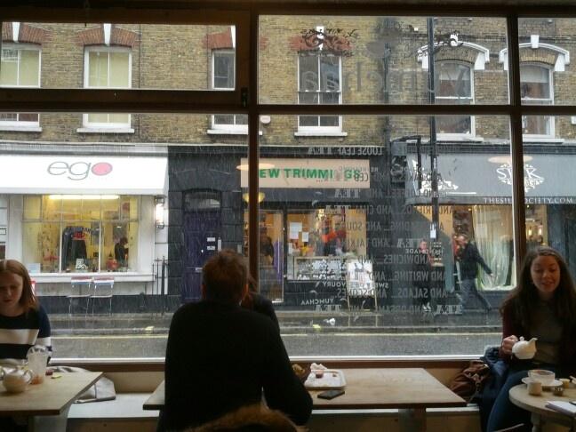 Yumchaa, Oxford Street.