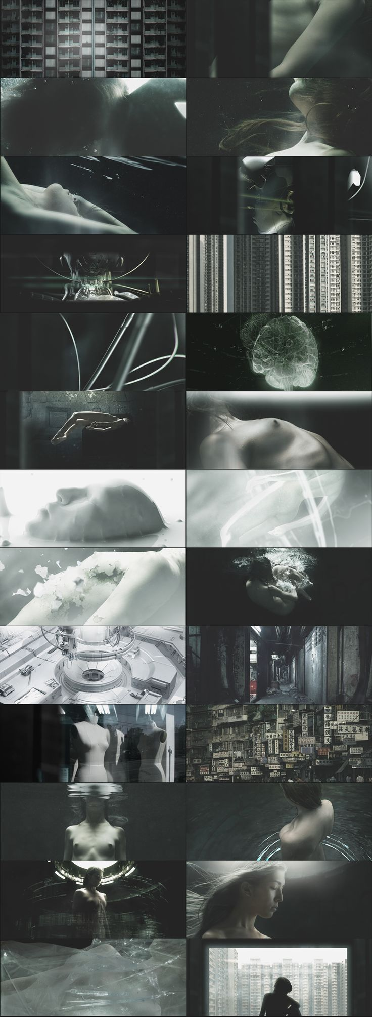 GHOST IN THE SHELL PROJECT 2501: A HOMAGE TO GHOST IN THE SHELL